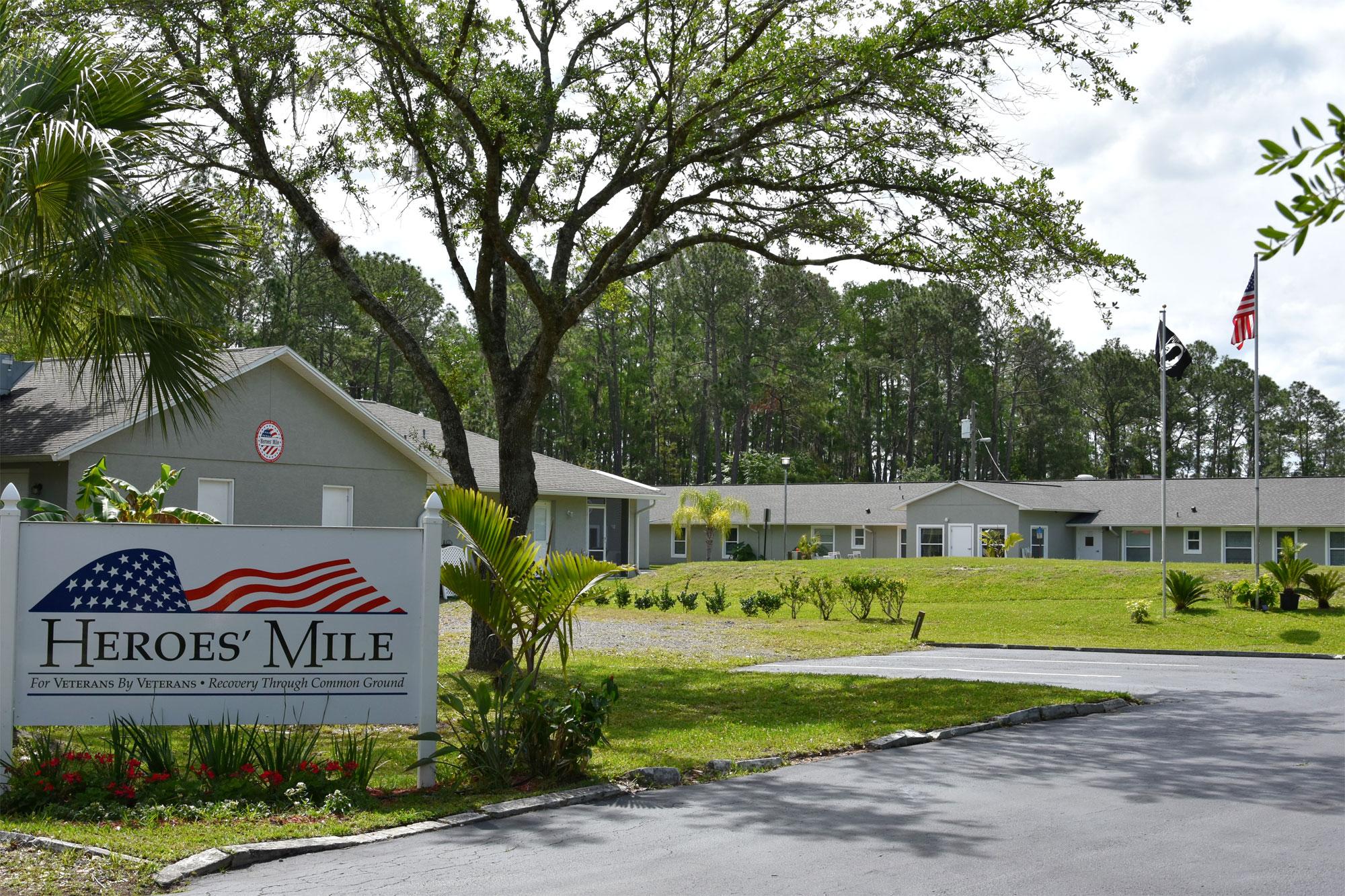 Heroes Mile Deland Florida